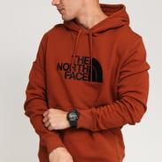 The North Face M Drew Peak Pullover Hoody hnědá
