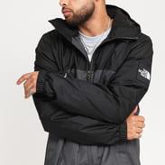 The North Face M Mountain Q Jacket tmavě šedá / černá