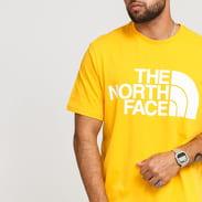 The North Face M Standard Tee žluté