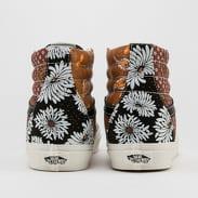 Vans SK8-Hi (tiger patchwork) blktrwht