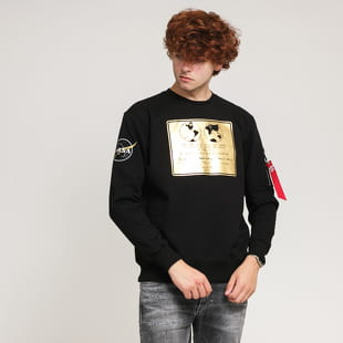 Alpha Industries Lunar Plaque Sweater