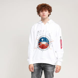 Alpha Industries Mission To Mars Hoodie