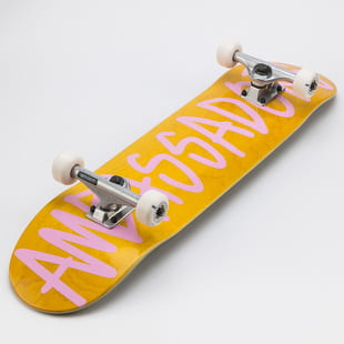 Ambassadors Komplet Skateboard Script Pink