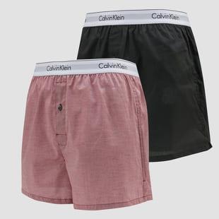 Calvin Klein 2 Pack Slim Fit Boxers