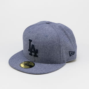 New Era 5950 MLB Chambray LA