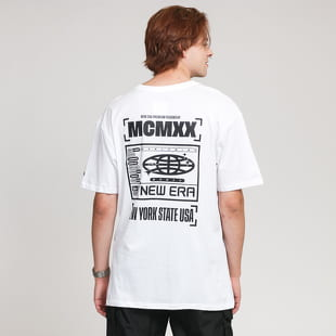 New Era Cont Graphic Print Tee New Era