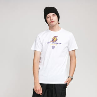 New Era NBA Bold Graphic Tee LA Lakers