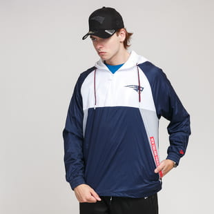 New Era NFL Ripstop Windbreaker Patriots