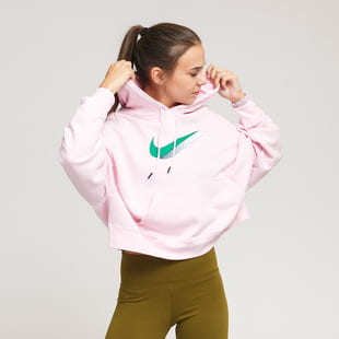 Nike W NSW Icon Clash Fleece Hoodie