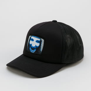PLEASURES TV Trucker Snapback