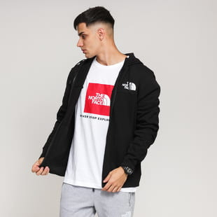 The North Face M Himalayan Full Zip Hoody