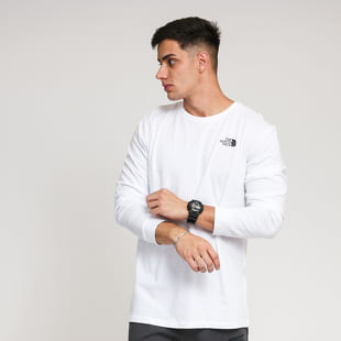 The North Face M LS Simple Dome Tee