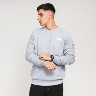 The North Face M Raglan Red Box Crew