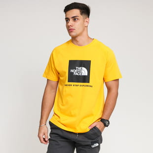 The North Face M SS Raglan Red Box Tee
