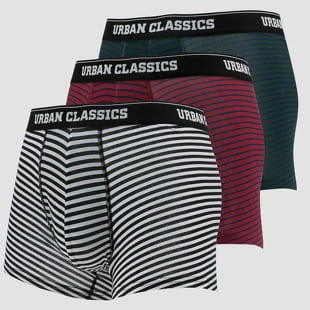 Urban Classics Boxer Shorts 3-Pack