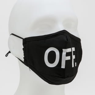 Urban Classics Face Mask OFF 2-Pack