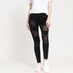 Urban Classics Ladies Shiny Tech Mesh Leggings