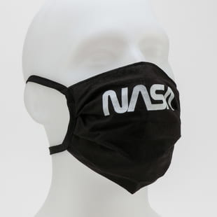 Urban Classics NASA Face Mask 2-Pack