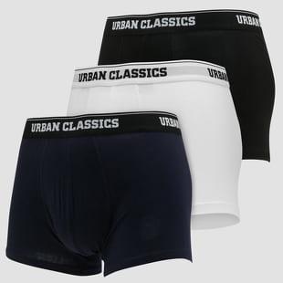 Urban Classics Organic Boxer Shorts 3-Pack