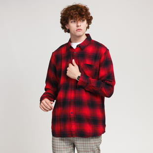 Urban Classics Oversized Checked Grunde Shirt
