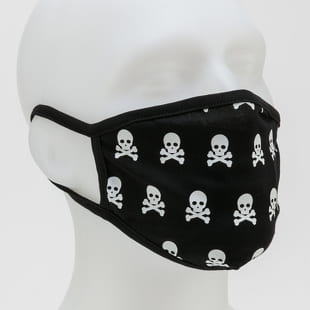 Urban Classics Skull Face Mask 2-Pack