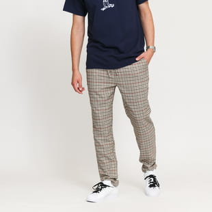 Urban Classics Tapered Check Jogger Pants