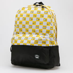 Vans WM The Simpsons Check Eyes Backpack