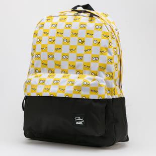 Vans WM The Simpsons Check Eyes Backpack
