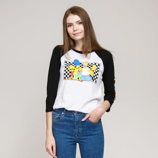 Vans WM The Simpsons Family LS Tee