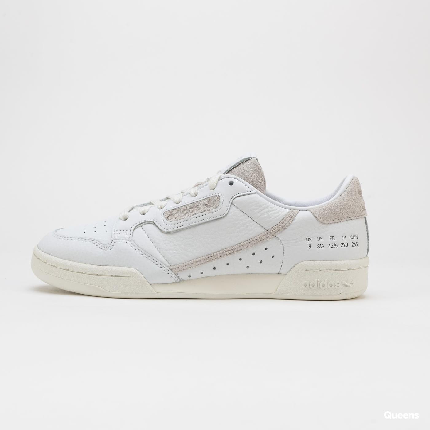 adidas Originals Continental 80 ftwwht /crywht / owhite