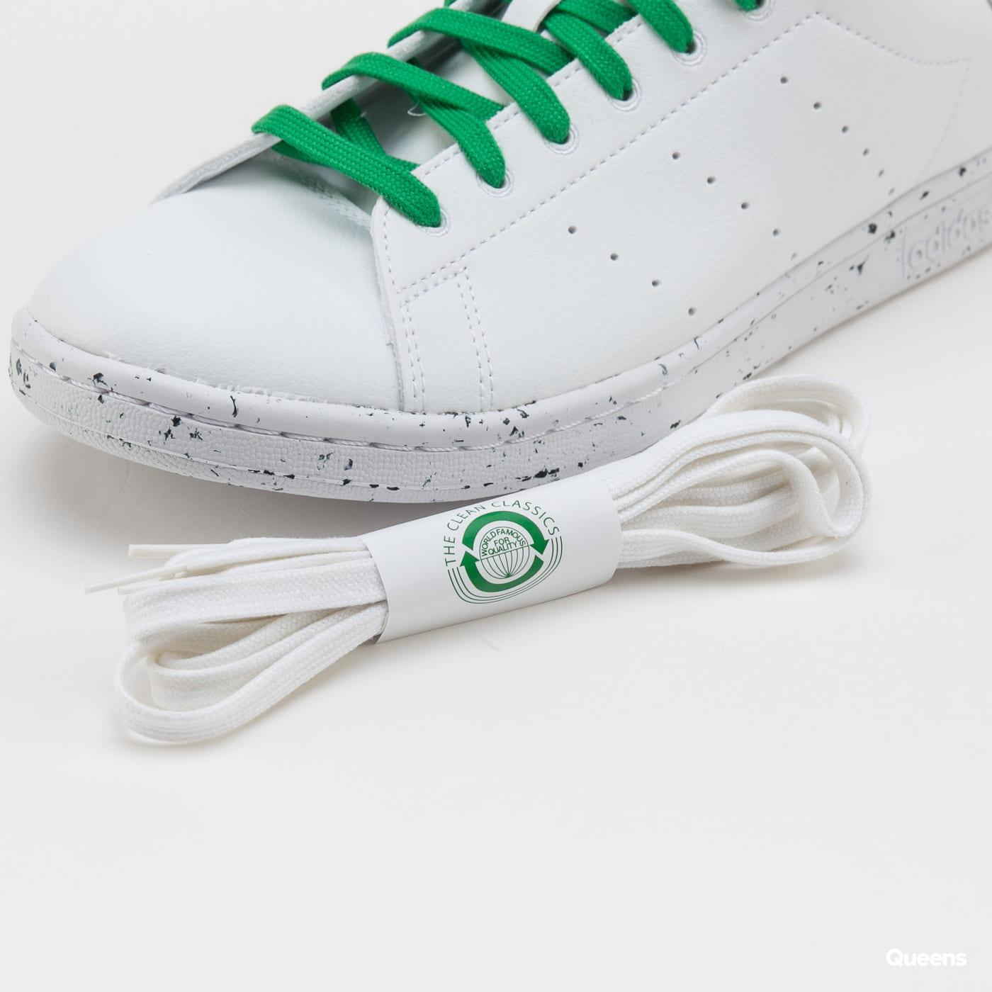 adidas Originals Stan Smith ftwwht / ftwwht / green