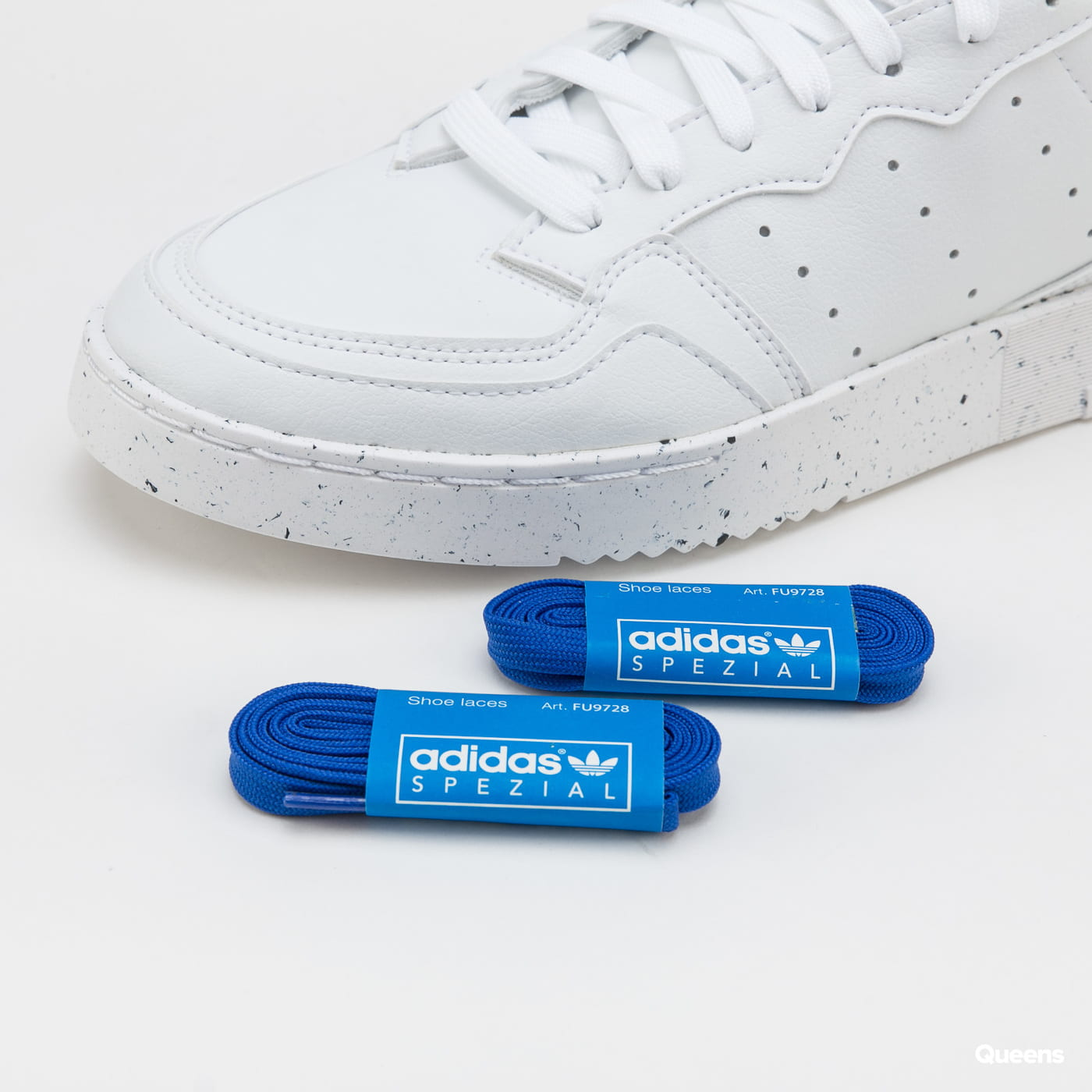 adidas Originals Supercourt ftwwht / ftwwht / croyal