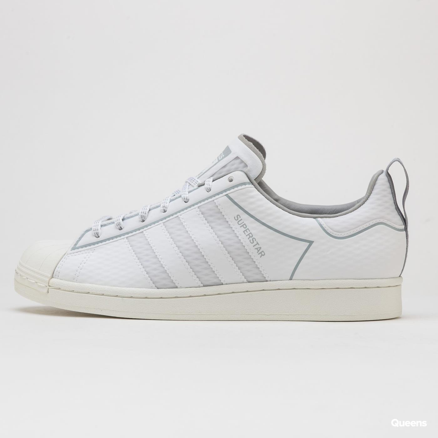 adidas Originals Superstar ftwwht / owhite / greone
