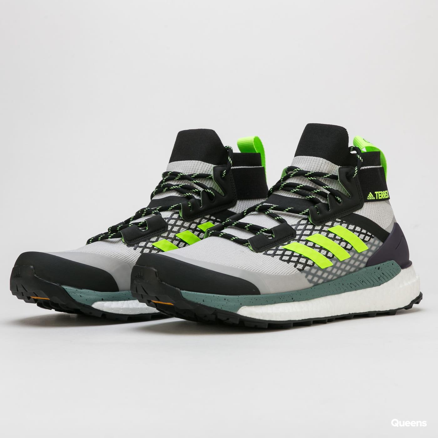 adidas Performance Terrex free Hiker gretwo / cblack / siggnr