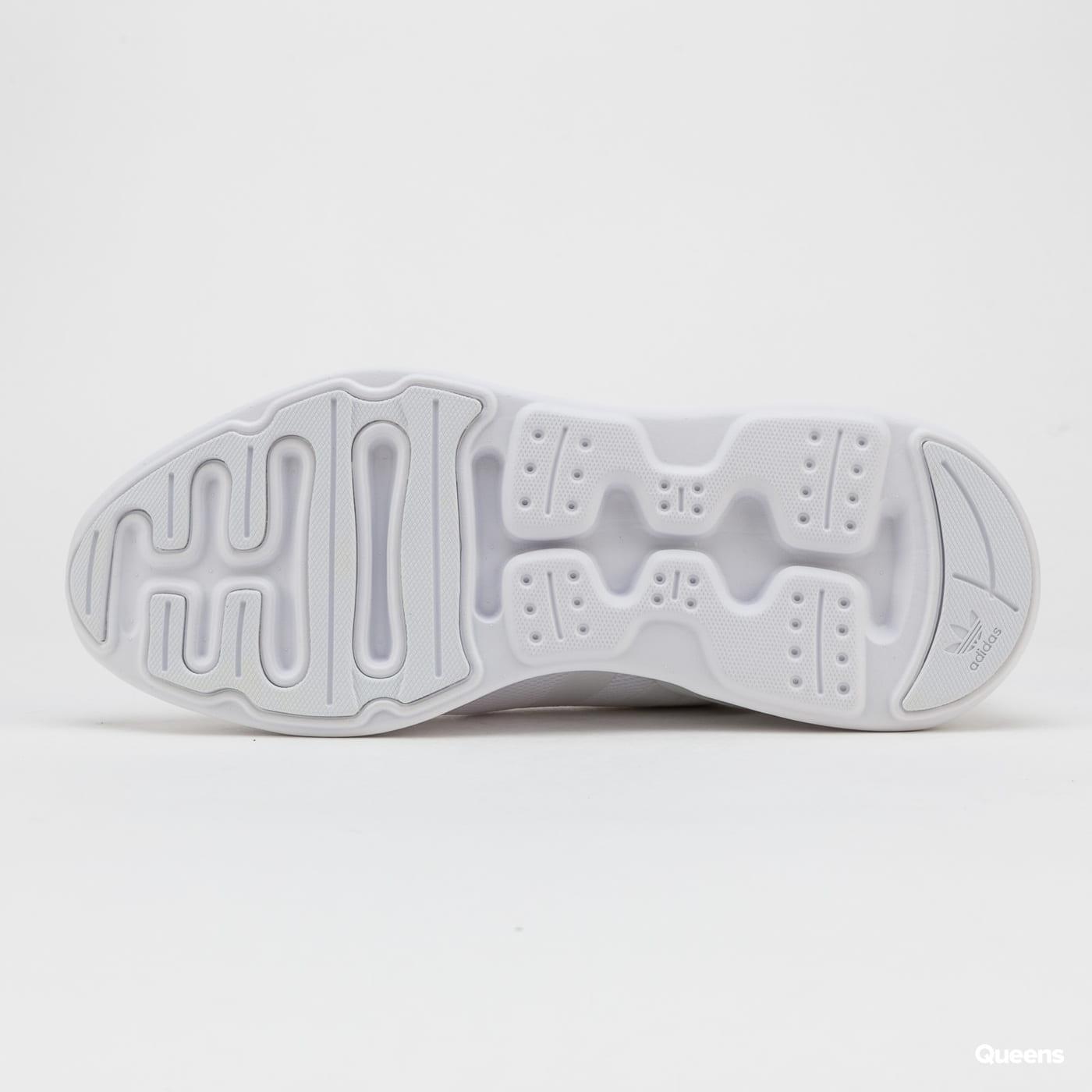 adidas Originals ZX 2K Flux ftwwht / ftwwht / greone