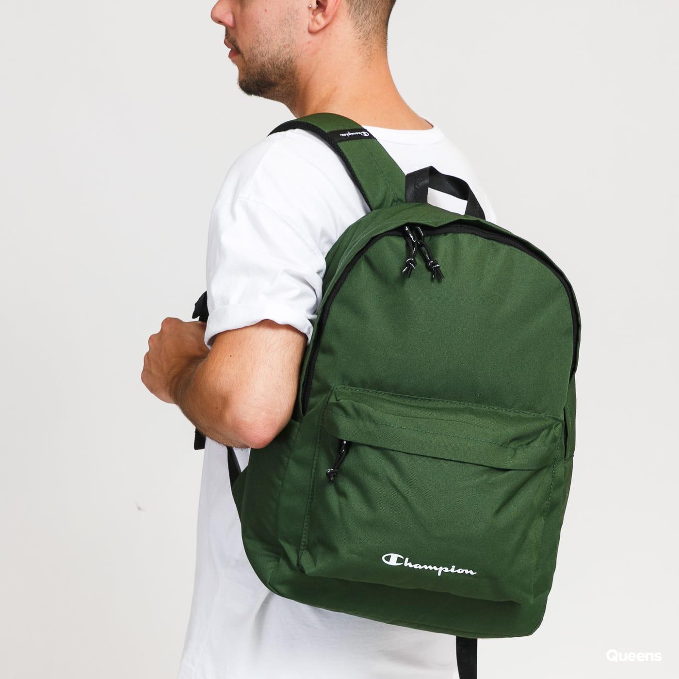 Champion Legacy Backpack dark green