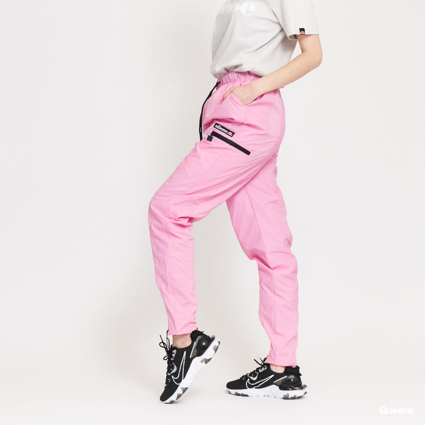 ellesse Eques Track Pant růžové
