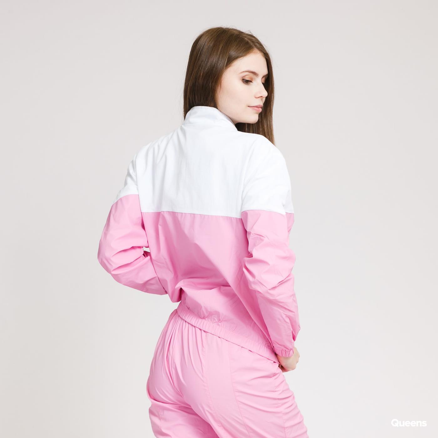 ellesse Mydos Track Top růžová / bílá
