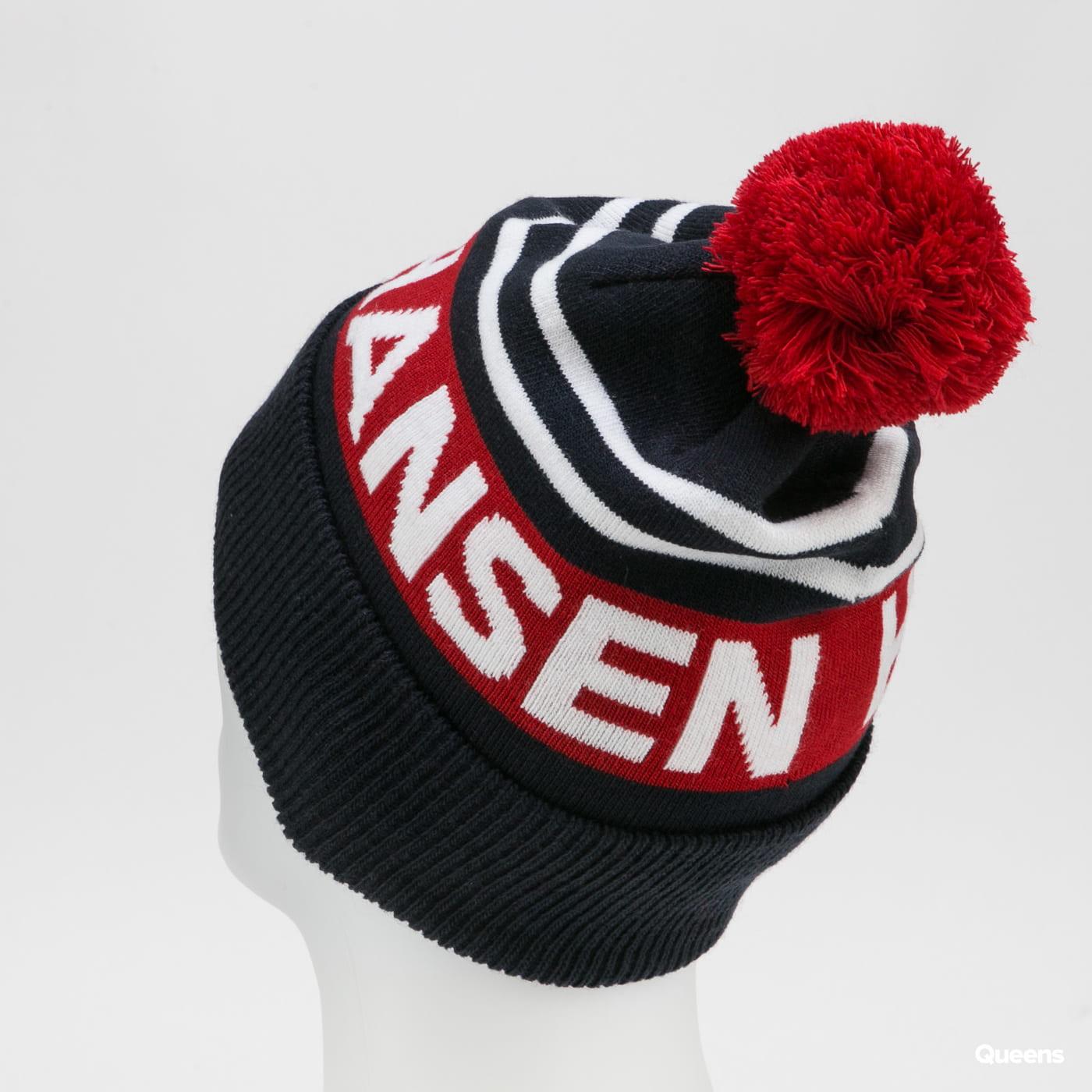 Helly Hansen Ridgeline Beanie navy / red / white