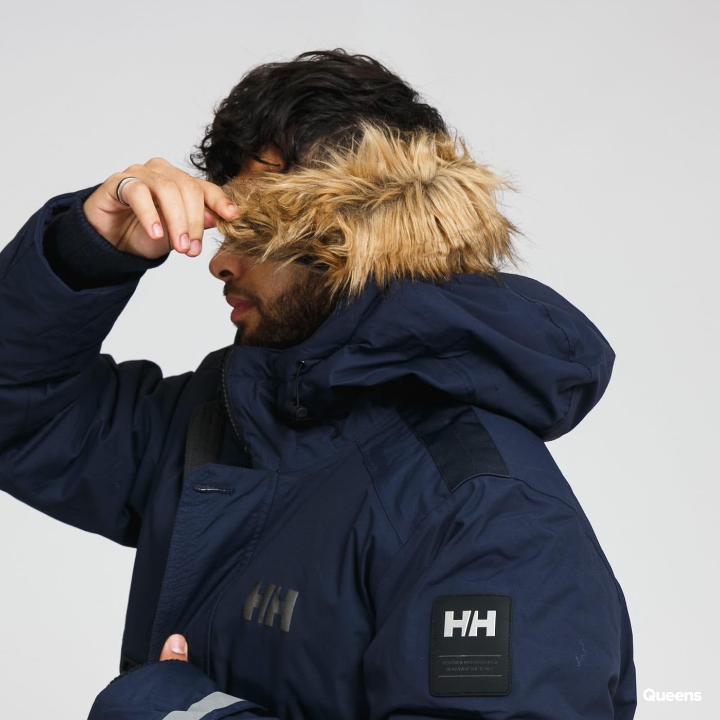 Helly Hansen Svalbard Parka blue / turquoise