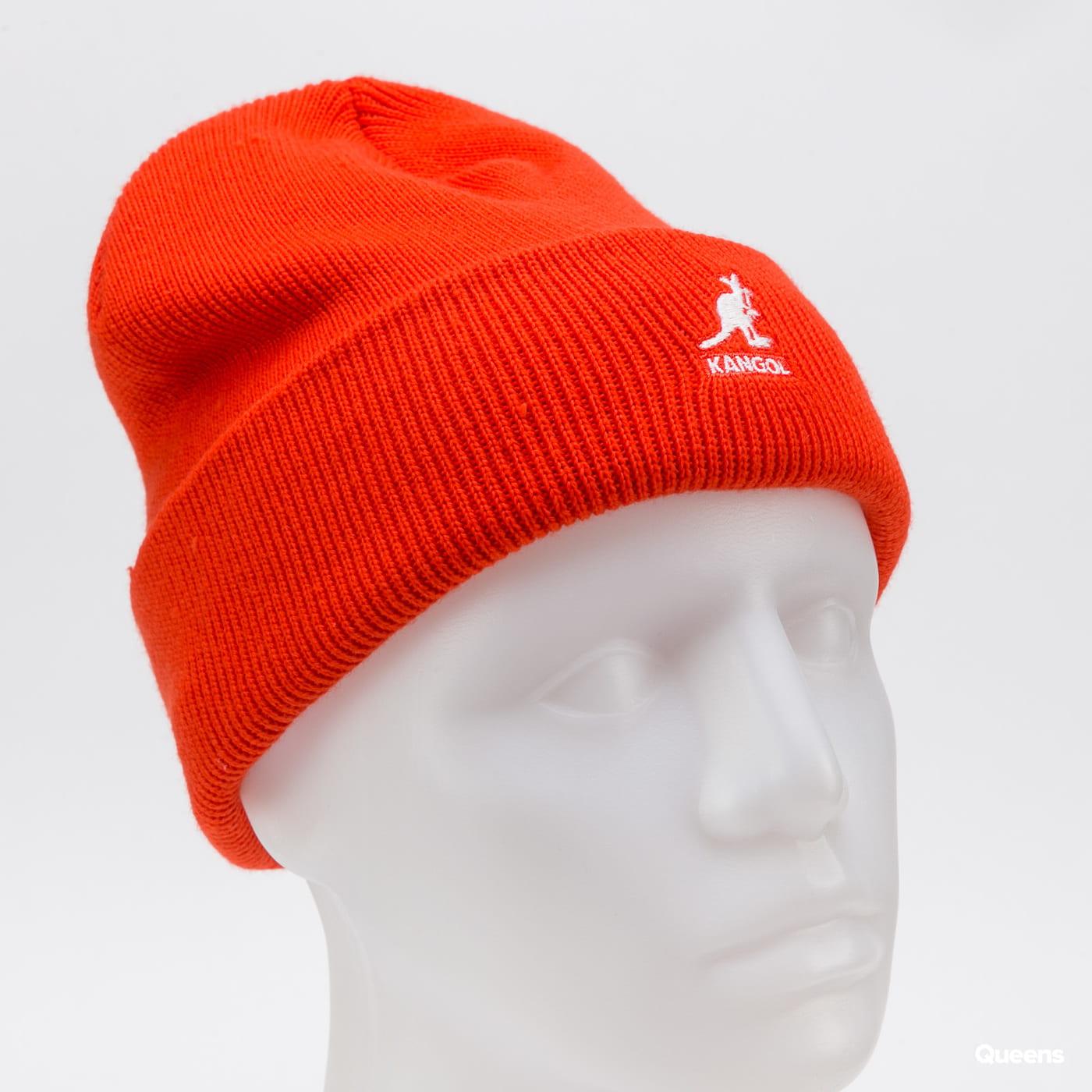 KANGOL Acrylic Pull-On orange