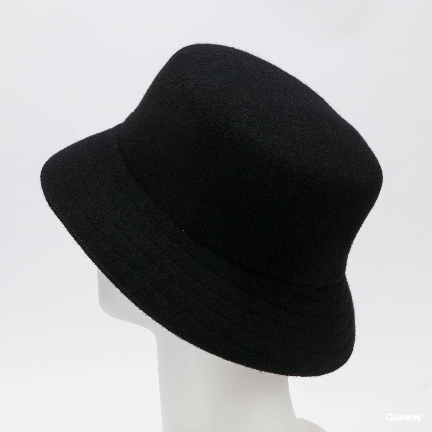 KANGOL Wool Lahinch černý
