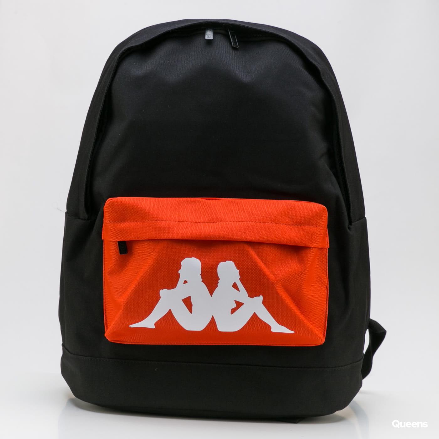 Kappa 222 Banda Bastil black / dark orange
