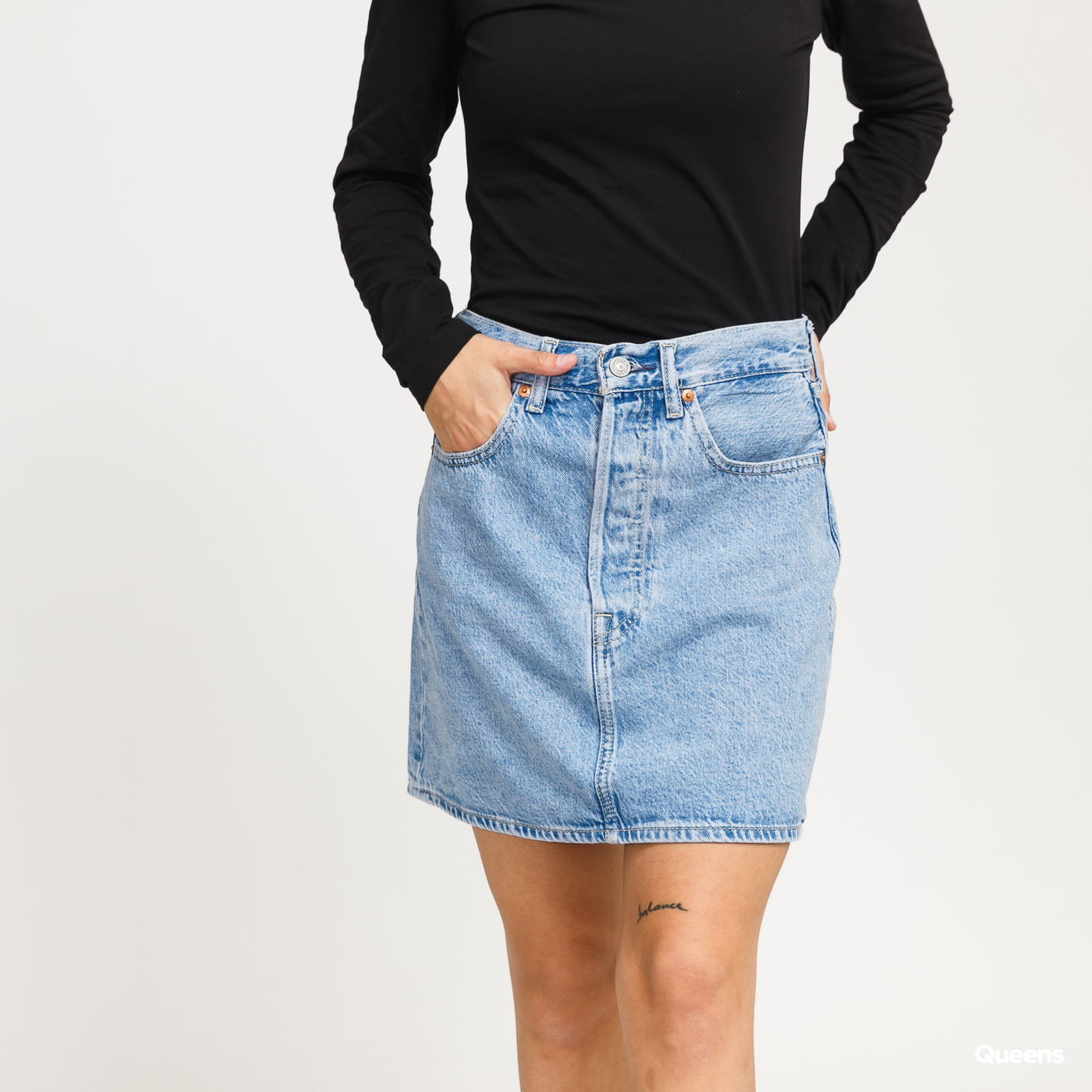 Levi's ® Ribcage Skirt living legend