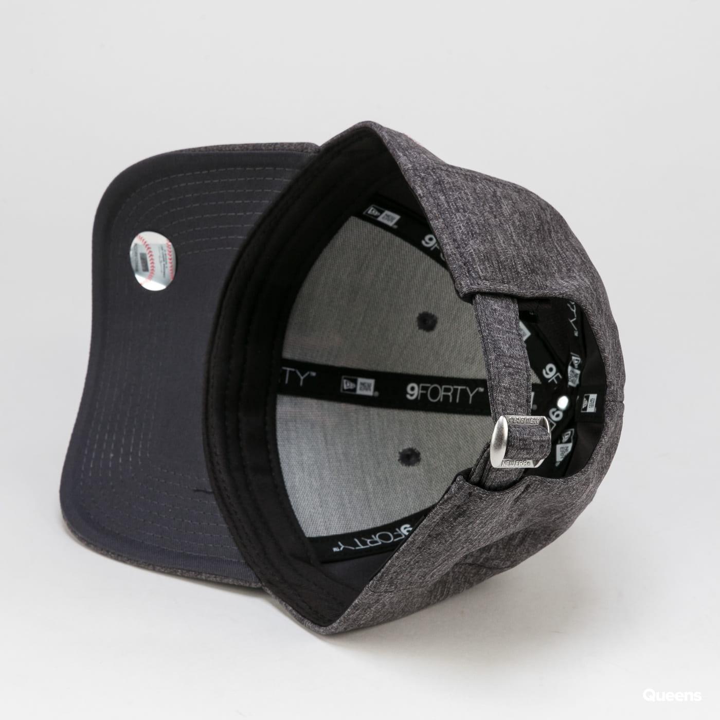 New Era 940 W Tech Jersey NY C/O melange dark gray