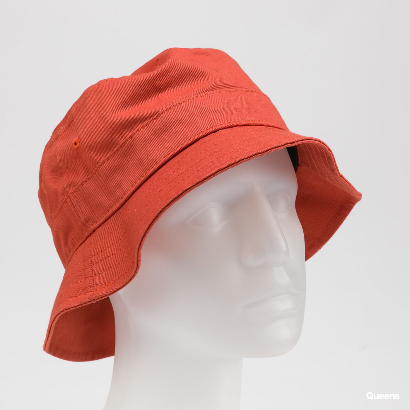 New Era Essential Bucket Hat New Era dark orange