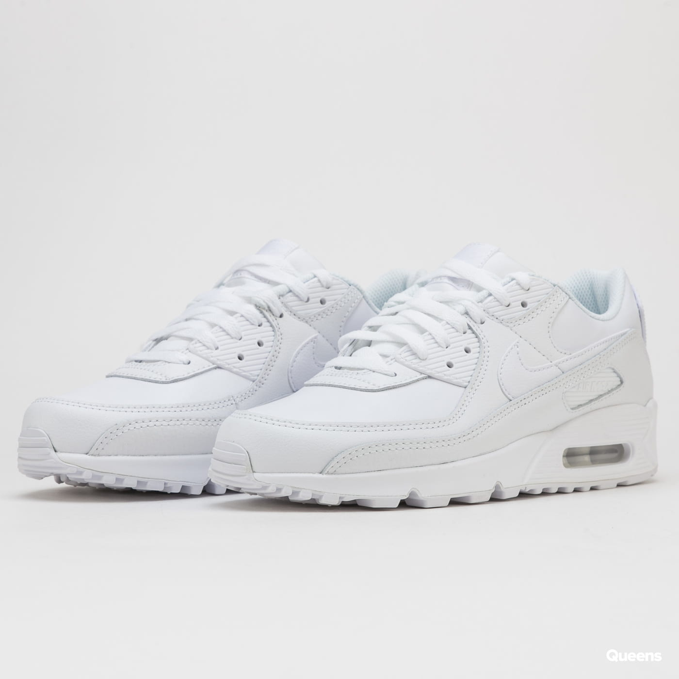 Nike Air Max 90 Leather white / white