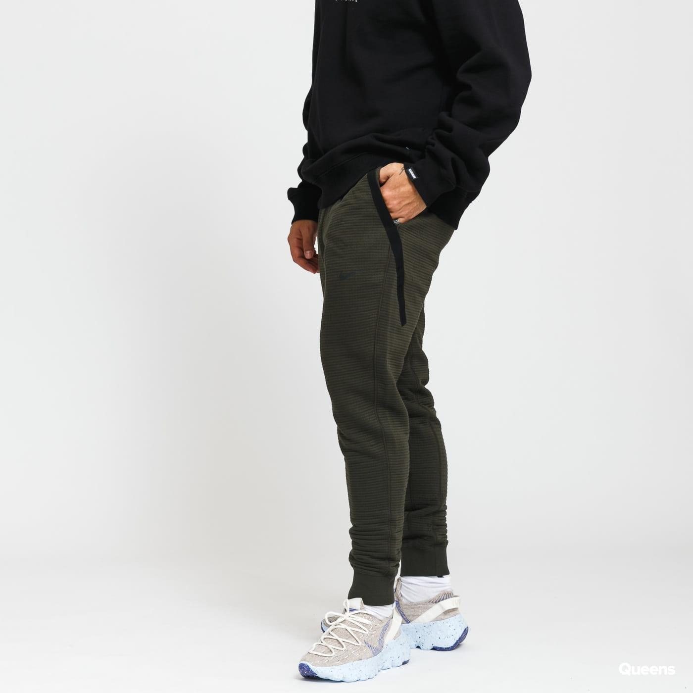 Nike M NSW Tech Pack Pant ENG dark olive / black