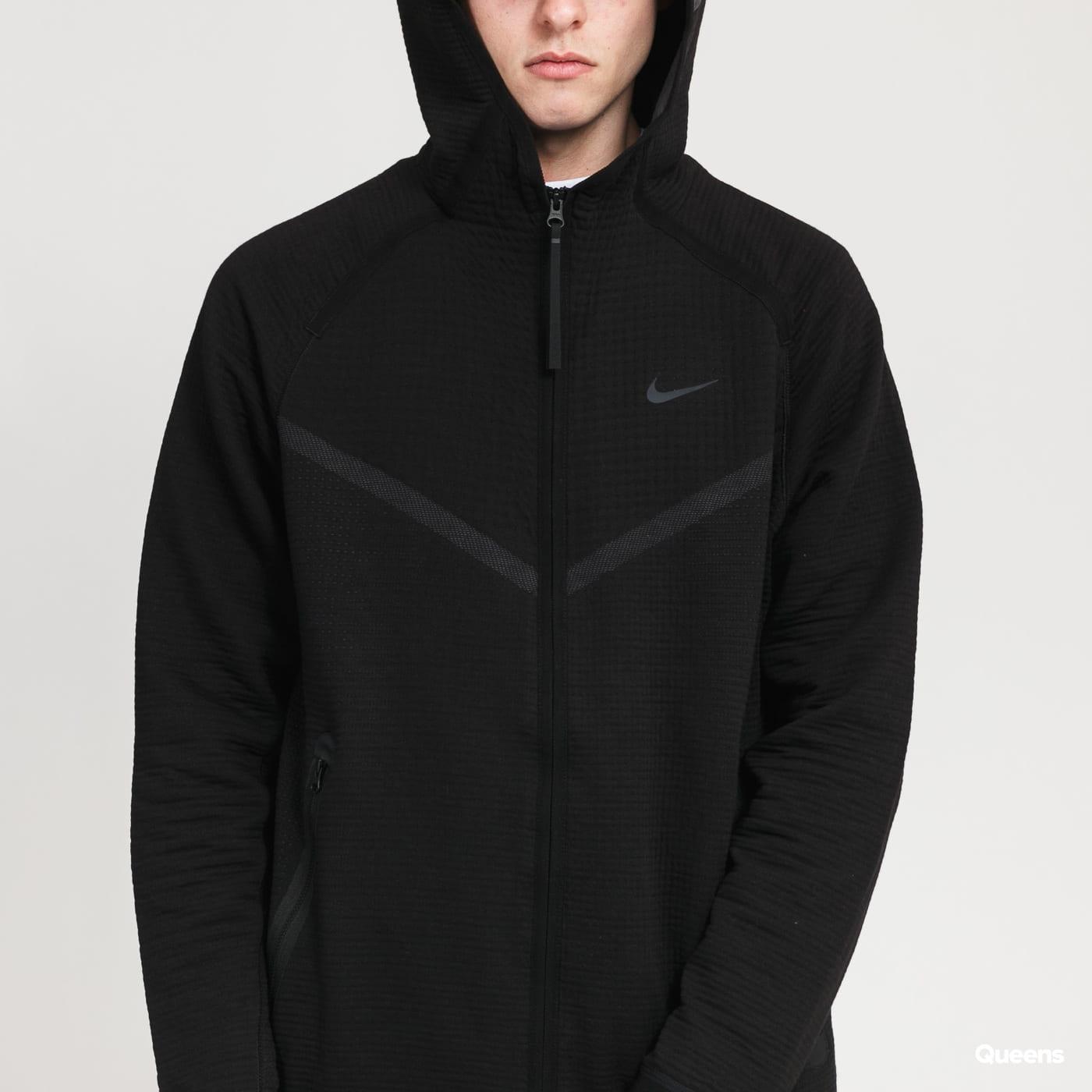 Nike M NSW Tech Pack WR Hoodie FZ černá