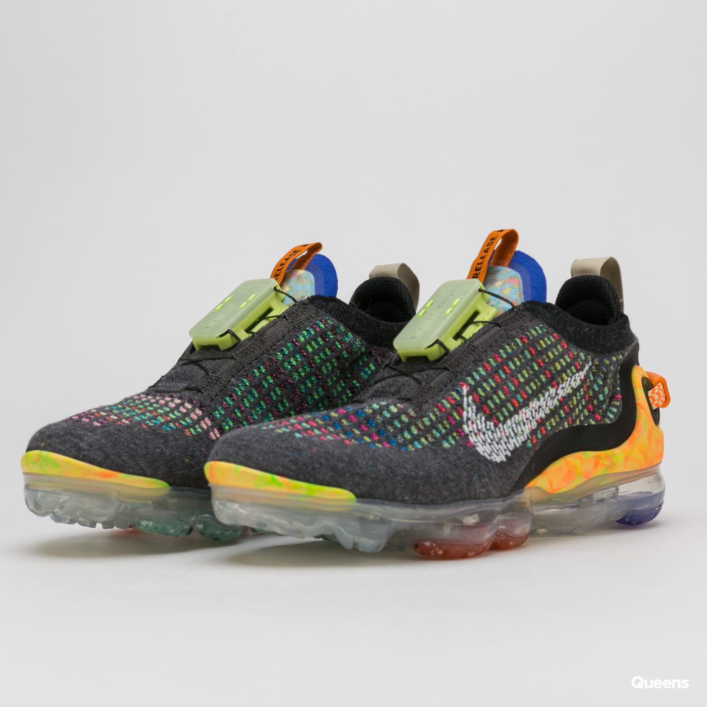 Nike W Air Vapormax 2020 FK iron grey / white - multi - color ...